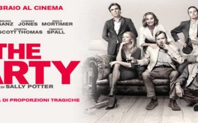 THE PARTY di Sally Potter, 2018