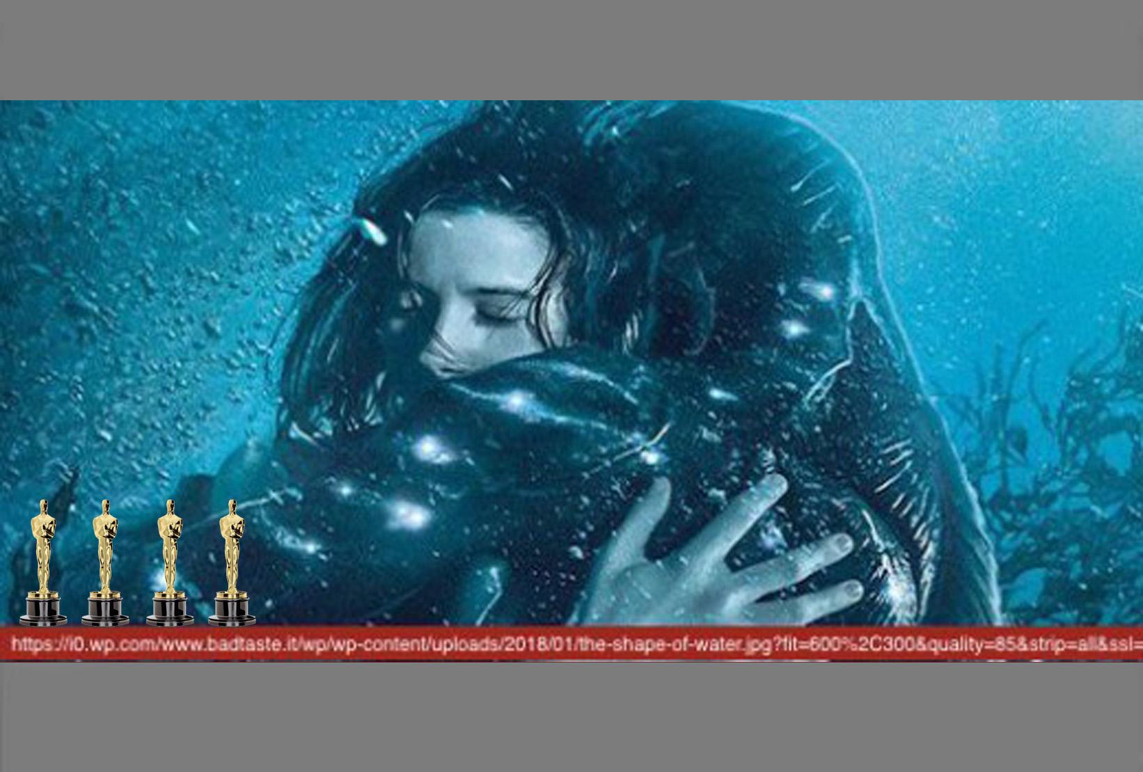 LA FORMA DELL'ACQUA (THE SHAPE OF WATER) di Guillermo del Toro, 2018