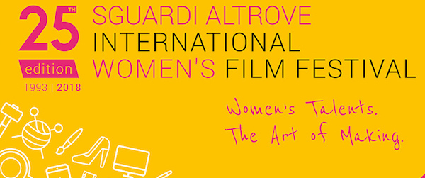 SGUARDI ALTROVE – International Women's Film Festival