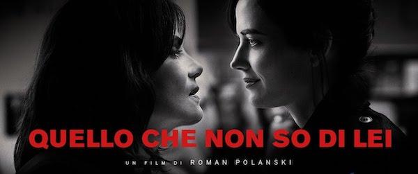 QUEL CHE NON SO DI LEI di Roman Polanski, 2018
