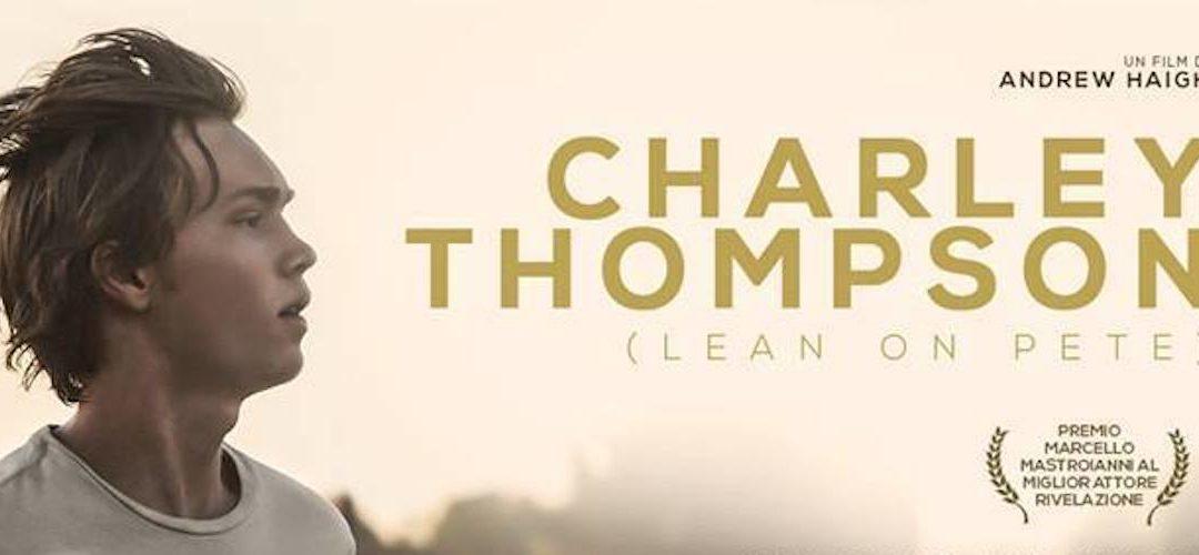 CHARLEY THOMPSON di Andrew Haigh, 2018