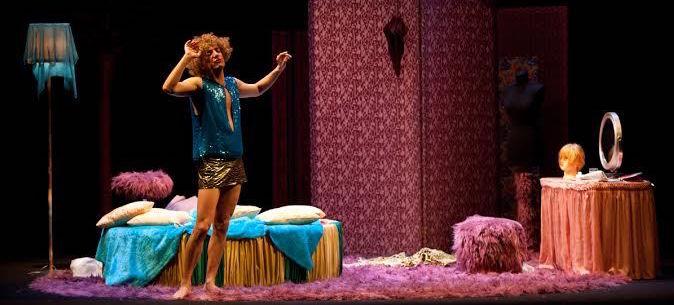 SCENDI GIÙ PER TOLEDO di Giuseppe Patroni Griffi, regia di Arturo Cirillo