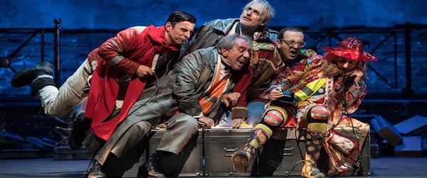 CIRCUS DON CHISCIOTTE regia di Ruggero Cappuccio