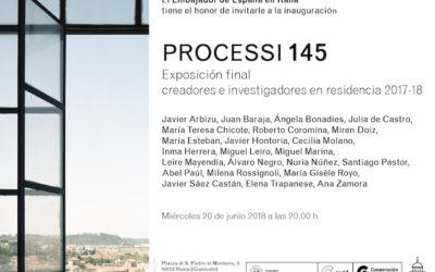 PROCESSI 145 – Roma, aquì y ahora