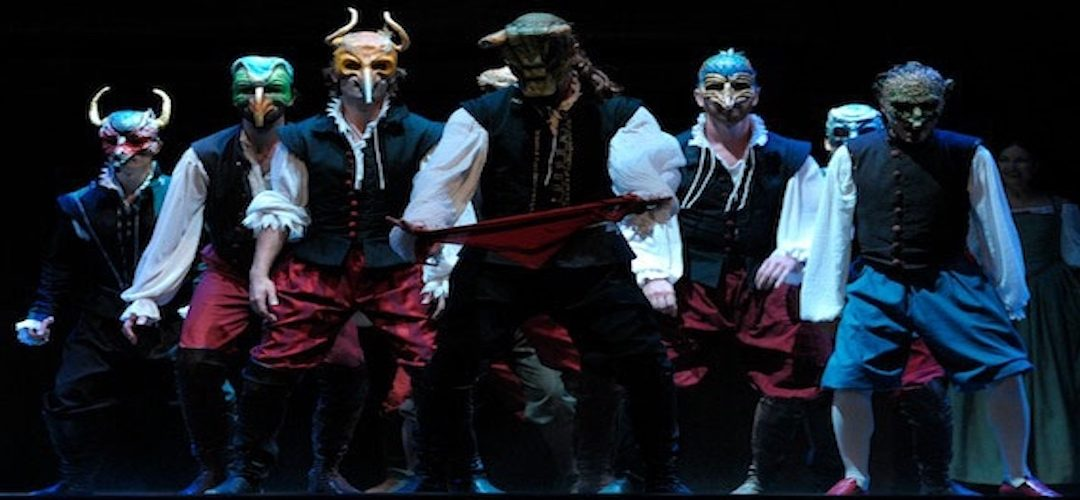 MOLTO RUMORE PER NULLA, di William Shakespeare, regia di Loredana Scaramella