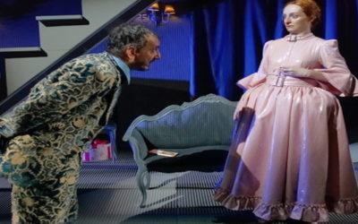 LA SCUOLA DELLE MOGLI di Molière, regia di Arturo Cirillo