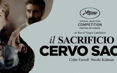 IL SACRIFICIO DEL CERVO SACRO di Yorgos Lanthimos, 2018