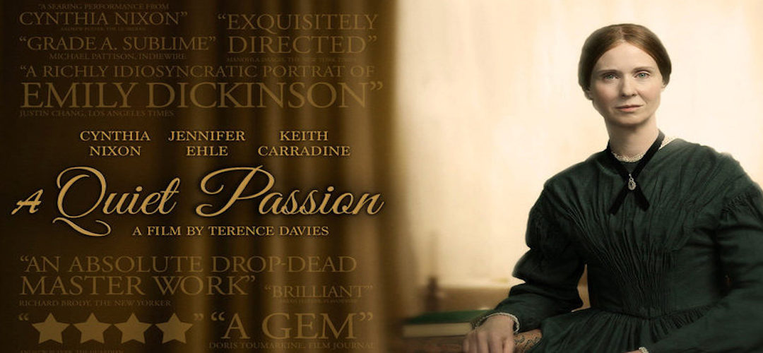 A QUIET PASSION di Terence Davies, 2018