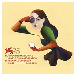 75. MOSTRA INTERNAZIONALE D'ARTE CINEMATOGRAFICA – LA BIENNALE DI VENEZIA, 29.08—–8.09 2018: TUTTI I VINCITORI
