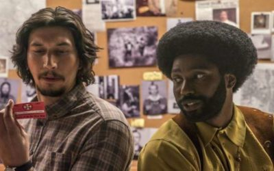 BLACKKKLANSMAN di Spike Lee, 2018