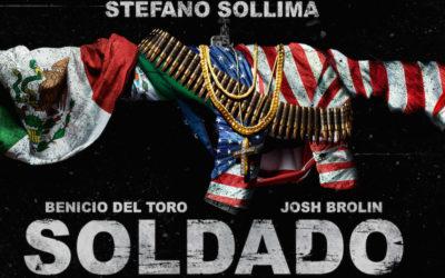 SOLDADO di Stefano Sollima, 2018