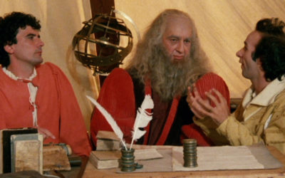 NON CI RESTA CHE PIANGERE di Roberto Benigni e Massimo Troisi, 1984