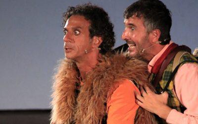 LA RANE di Aristofane, regia di Giorgio Barberio Corsetti