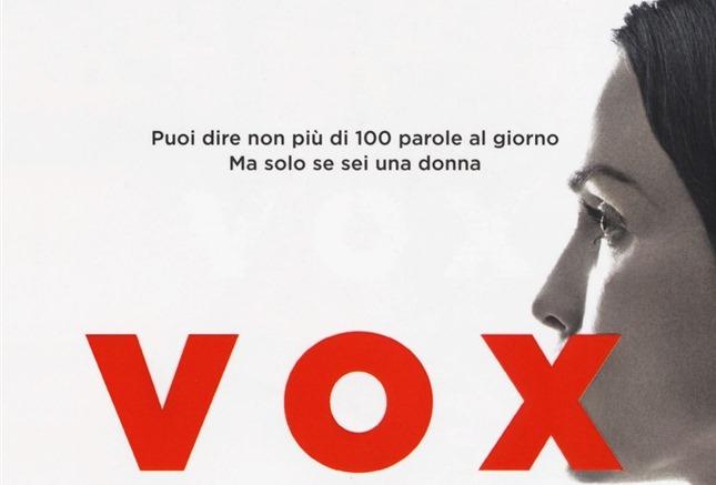 VOX di Christina Dalcher – Nord, 2018