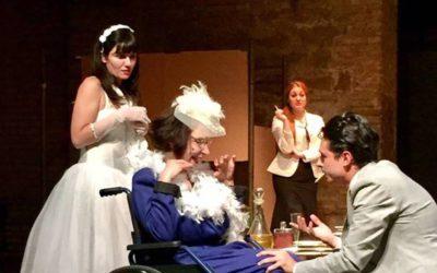 NELLA GIUNGLA DELLE CITTÀ di Bertold Brecht, adattamento e regia di Alessandro De Feo