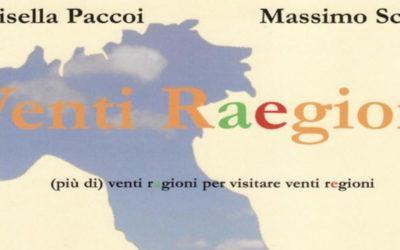 VENTI RAEGIONI di Gisella Paccoi e Massimo Scudo- Snakkemedmax editore- 2018