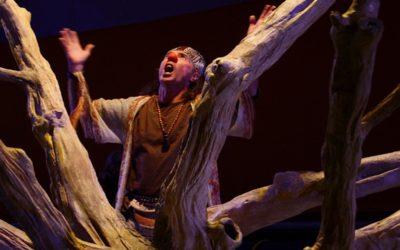 L'ALBERO spettacolo dell'Odin Teatret, regia di Eugenio Barba