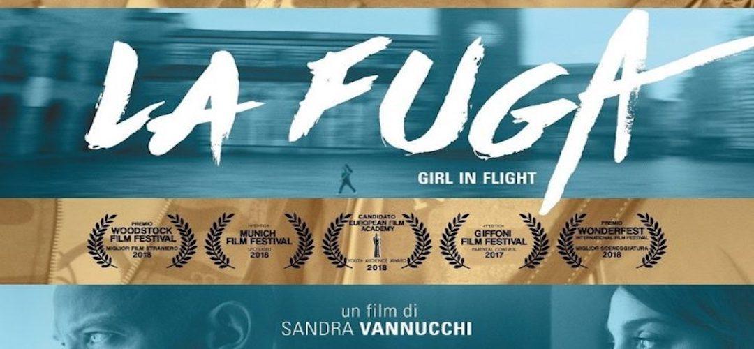 LA FUGA di Sandra Vannucchi, 2019
