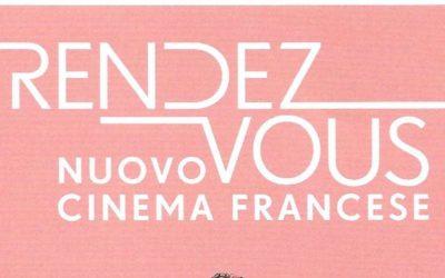 IX FESTIVAL DEL NUOVO CINEMA FRANCESE
