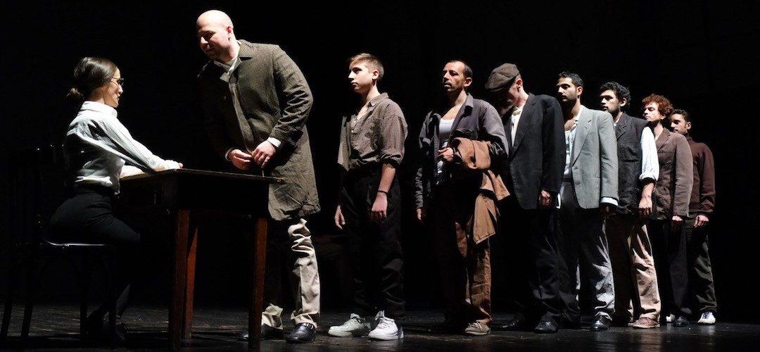 NIDO DI VESPE di Simona Orlando, regia di Daniele Miglio