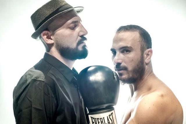 MUHAMMAD ALI' di Pino Carbone e Francesco Di Leva, regia di Pino Carbone