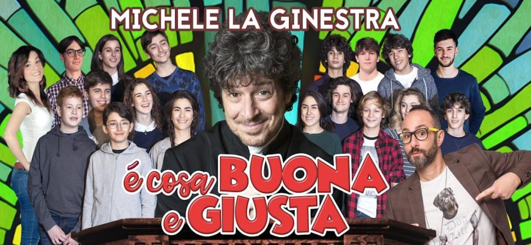 È COSA BUONA E GIUSTA  di Michele Benniceli e Michele La Ginestra, regia di Andrea Paolotto