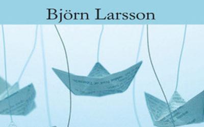 DIARIO DI BORDO DI UNO SCRITTORE di Bjorn Larsson- Iperborea, ultima edizione 2019