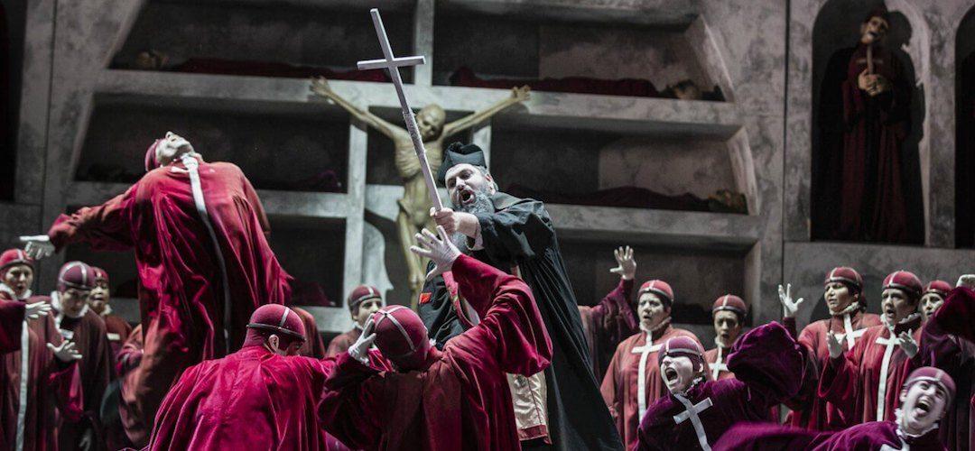 L'ANGELO DI FUOCO di Sergej Prokof'ev – direzione di Alejo Pérez e regia di Emma Dante