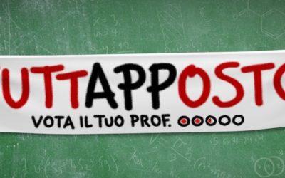 TUTTAPPOSTO di Gianni Costantino, 2019