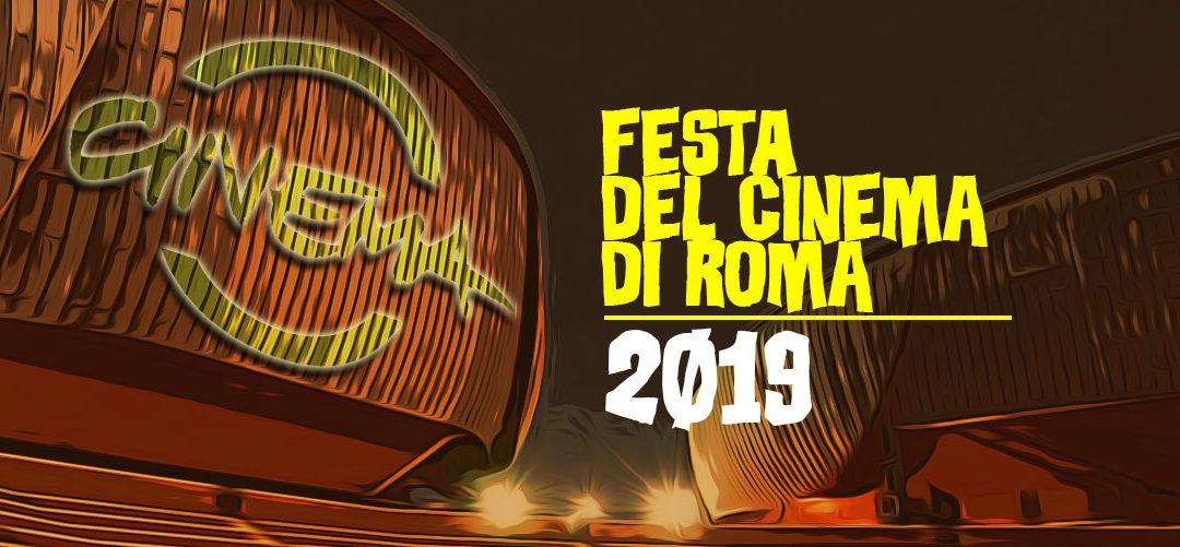 FESTA DEL CINEMA DI ROMA – 17/27 ottobre 2019: SERATA CONCLUSIVA