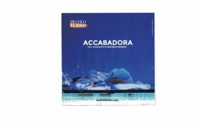 ACCABADORA dal romanzo di Michela Murgia, regia di Veronica Cruciani