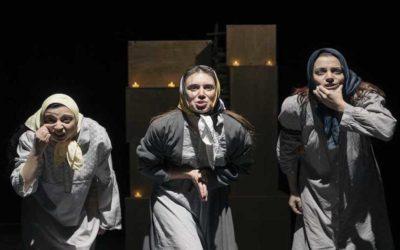PEZZI regia e drammaturgia di Laura Nardinocchi