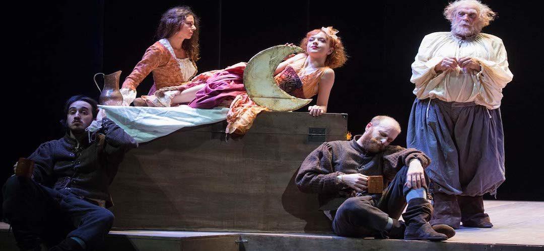 FALSTAFF ED IL SUO SERVO di Nicola Fano ed Antonio Calenda, da William Shakespeare – regia di Antonio Calenda