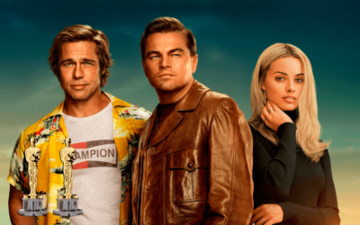 C'ERA UNA VOLTA…  A HOLLYWOOD  di Quentin Tarantino, 2019