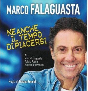 NEANCHE IL TEMPO DI PIACERSI di Marco Falagusta, Tiziana Foschi e Alessandro Mancini, con Marco Falagusta, regia di Tiziana Foschi