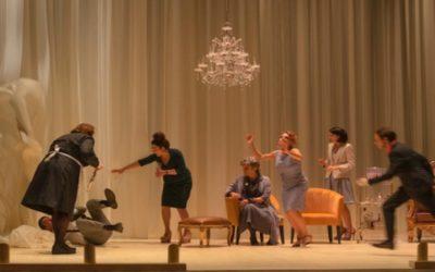 MINE VAGANTI regia di Ferzan Özpetek, con Francesco Pannofino e Paola Minaccioni