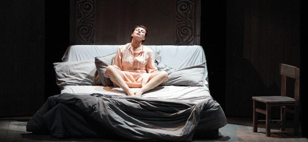 VETRI ROTTI di Arthur Miller, con Elena Sofia Ricci, regia di Armando Pugliese