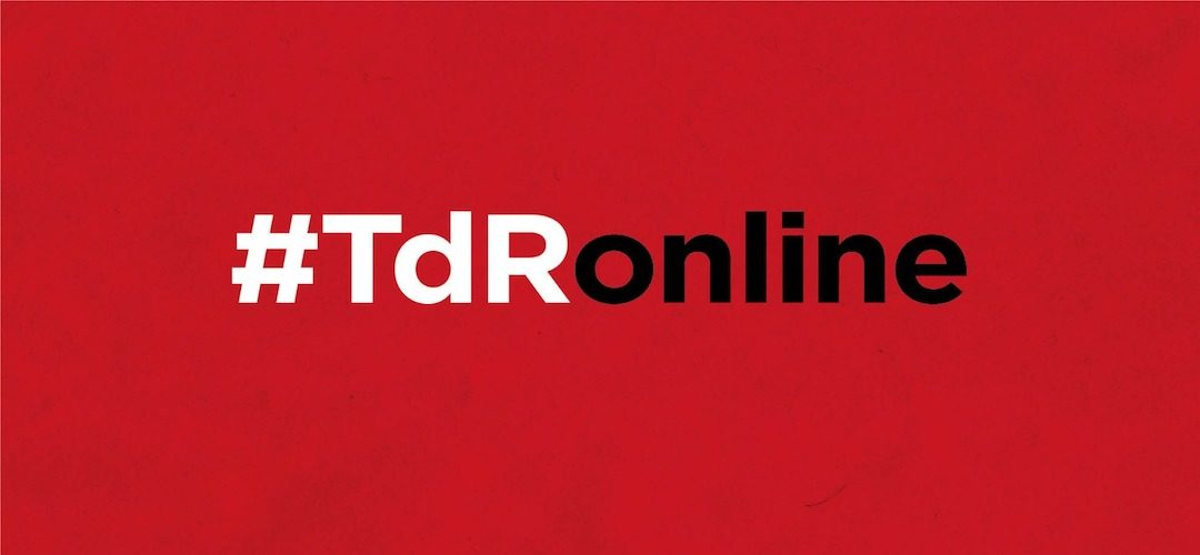 #TDRONLINE 4: incontro con Fabrizio Gifuni e Davide Enia