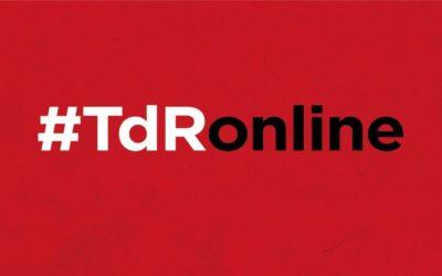 #TDRONLINE 13: incontro di Giorgio Barberio Corsetti con Valerio Mattioli