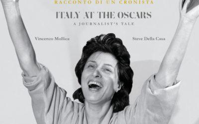 L'ITALIA AGLI OSCAR di Vincenzo Mollica e Steve Della Casa – Edizioni Sabinae, 2020