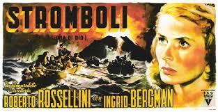 STROMBOLI (Terra di Dio) di Roberto Rossellini, 1950