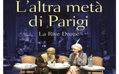 L'ALTRA META' DI PARIGI di Giuseppe Scaraffia – ed. BOMPIANI 2020