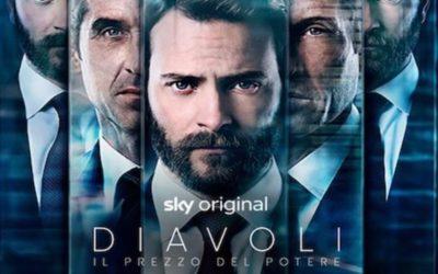 DIAVOLI serie tv Sky 2020