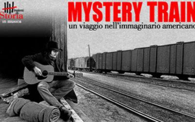 MISTERY TRAIN – Un viaggio nell'immaginario americano, di Alessandro Portelli alla Cavea Auditorium di Roma