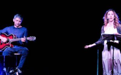 CHIAMATEMI MIMÌ monologo musicale di Paolo Logli, con Claudia Campagnola e Marco Morandi