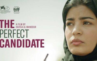 LA CANDIDATA IDEALE di Haifaa Al-Mansour, 2020