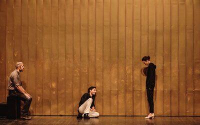 UOMO SENZA META di Giacomo Bisordi /Arne Lygre, regia di Giacomo Bisordi