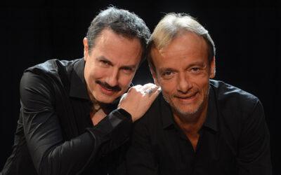 MAURIZIO IV di Edoardo Erba, con Gianluca Guidi e Giampiero Ingrassia, regia di Gianluca Guidi