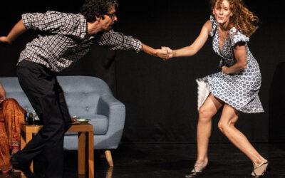 HOME, I'M DARLING di  Laura Wade, traduzione di Andrea Peghinelli, regia Luchino Giordana e Ester Tatangelo
