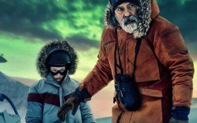 THE MIDNIGHT SKY di George Clooney, 2020 (su Netflix)